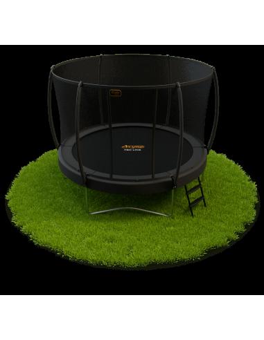 Okrągła trampolina - ø245 cm