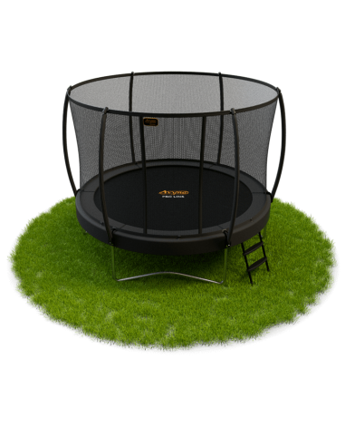 Okrągła trampolina - zestaw 08, ø245